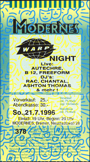 ticket_warpnight_bremen_19960721