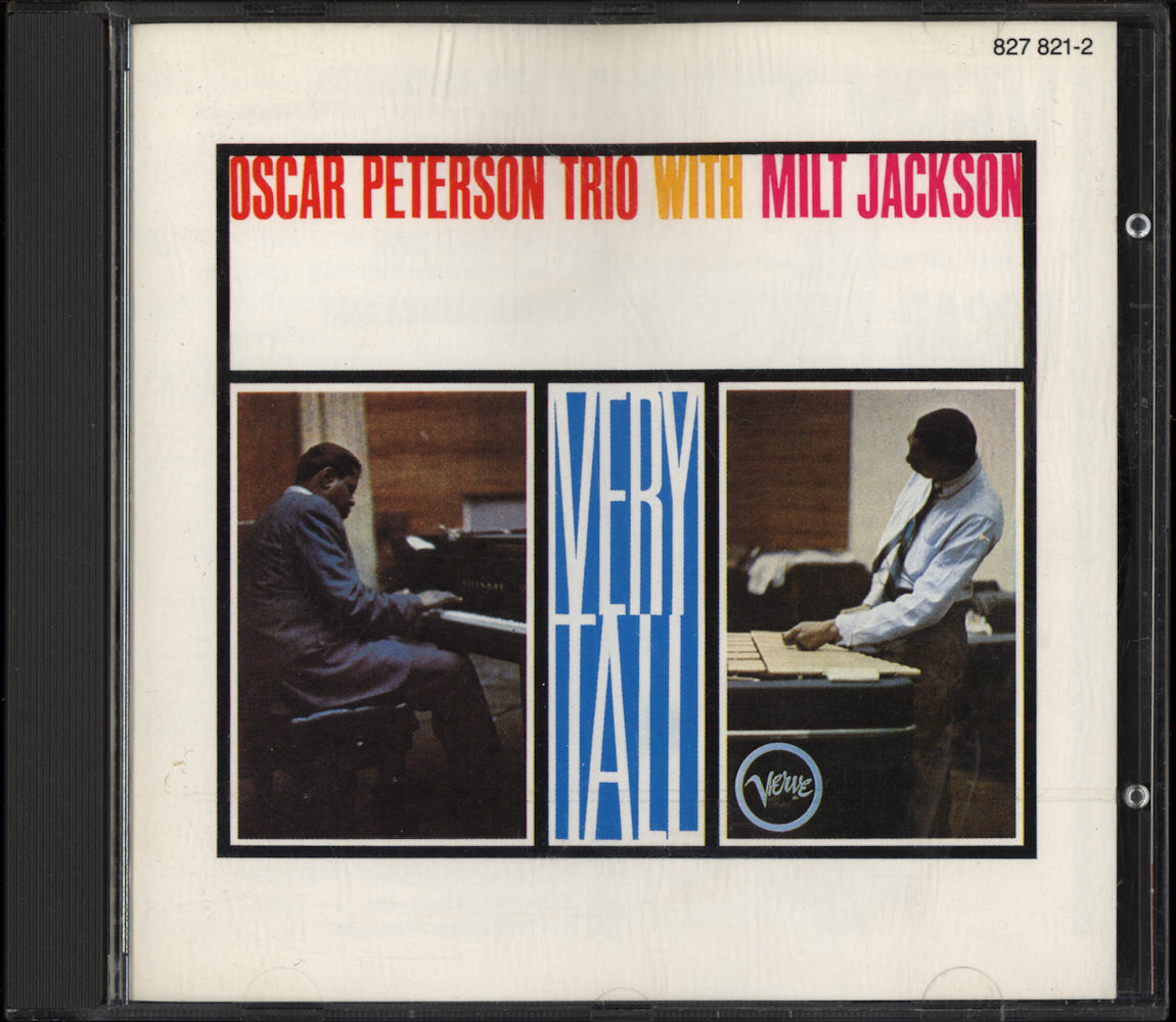 Milt Jackson In A New Setting